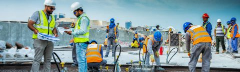 Committed Workforce on Exceptional Projects
